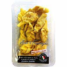 Spiga aux 4 fromages CORTE DEL GUSTO, 250g