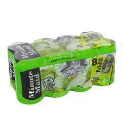 Minute Maid pomme 8x15cl