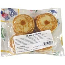 16 Mini blinis LANGDAOUE, 280g