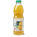 Auchan pur jus d'orange très pulpé 1l