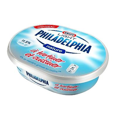 Philadelphia light 150g