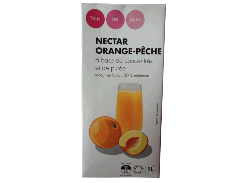 Nectar Orange/Peche