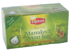 Lipton Marrakech Mint Tea sachets x20 - 40g