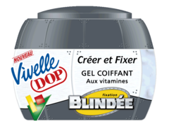Gel coiffant Fixation Blindee.