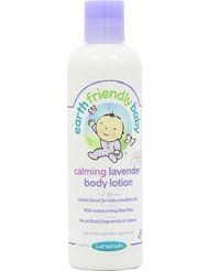 Earth Friendly Baby Lotion hydratante calmante à la lavande 250 ml