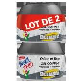 Gel coiffant fixation blindee force 10