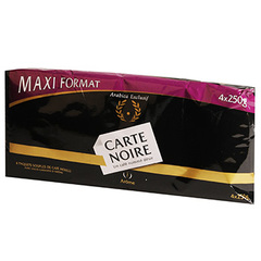 Cafe moulu Carte Noire Arabicat 4x250g
