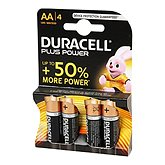 Duracell Plus Power AA B4