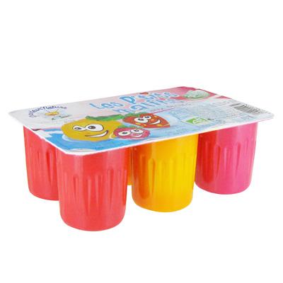 Yaourts les zaros delisse 16x125g tous les produits for Valla infantil carrefour