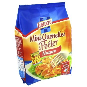 Mini quenelles a poeler nature tous les produits plats de p tes prixing - Comment cuisiner des quenelles nature ...