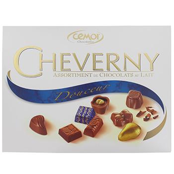 Assortiment de chocolats cheverny douceur 500 g - Tous les