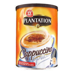 Cappucino nature Plantation 280g