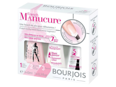 Bourjois Kit french manucure Blanc (3X10ml)