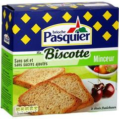 Pasquier biscottes minceur x36 -300g - Tous les produits ...