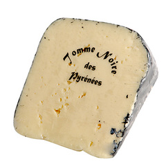 Fromage Tomme noire pyrennees 200g