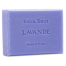 Chemins de Provence savon rectangle lavande 100g