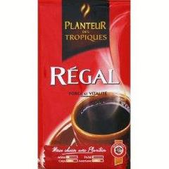 Regal, cafe moulu, le paquet, 250g