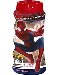 Marvel Studios Spiderman Gel Douche/Shampooing 2 en...