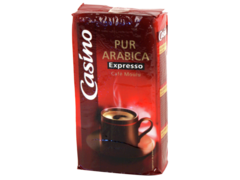 Cafe expresso 100% arabica