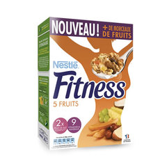 Cereales fitness & fruits 375g