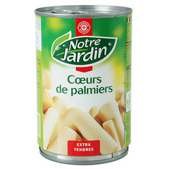Coeurs palmiers Notre Jardin Extra-tendres 220g