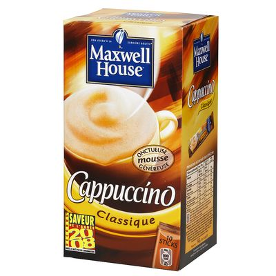 Cafe-cappuccino MAXWELL House, 148g