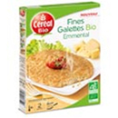 Céreal bio galettes fines emmental -180g