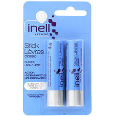 Stick levres classic Inell x2