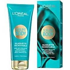 Sublime body silhouette incroyable 200ml