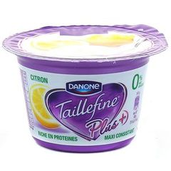 Taillefine Plus 0% Citron