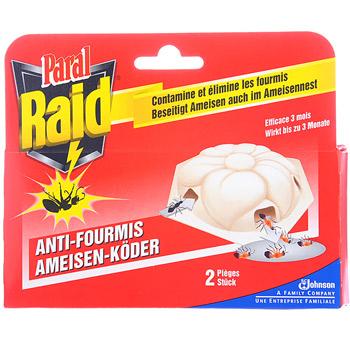 Piege anti fourmis raid x2 tous les produits insecticides prixing - Produit anti fourmis ...