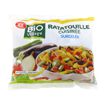 Ratatouille Bio Village Cuisinee 600g