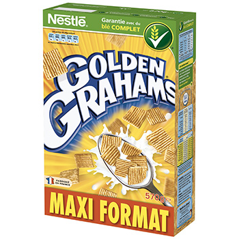 Cereales Golden Grahams Nestle 570g