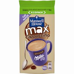Maxwell house cappuccino milka 335g