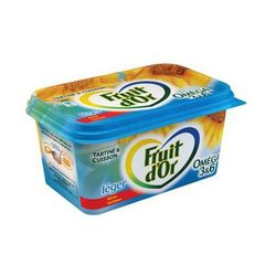Fruit d'Or margarine allegee sans lactose 500g