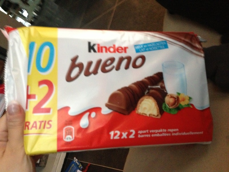 Barres chocolat es kinder bueno tous les produits barres chocolat es prixing - Carbonate de sodium danger ...