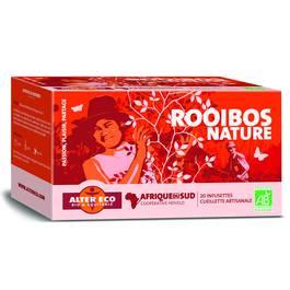 Alter eco the rouge bio 40g - Tous les produits thés - Prixing