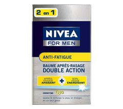 For Men Anti-fatigue, baume apres-rasage double action, coenzyme Q10, Le flacon de 100ml