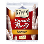 Raffin mini buchette pur porc nature 100g
