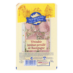 Jambon persille de bourgogne Nos Regions ont du Talent 200g