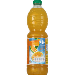 Carrefour orange gourmande 2L