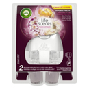 Air Wick double fresh diffuseur life délices x1
