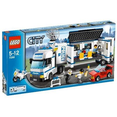LEGO : City unité de police mobile