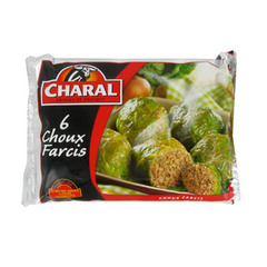 Charal choux farcis x6 -1kg