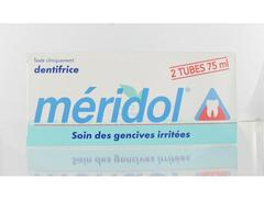 Dentifrice Protection Gencives Méridol