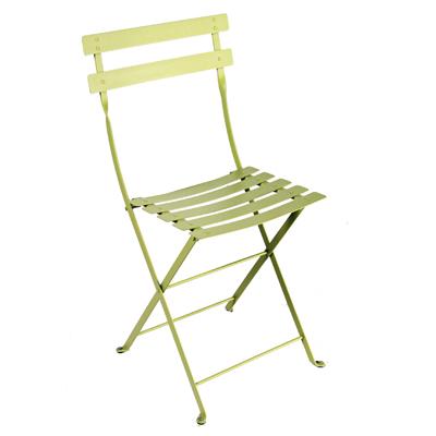 chaise bistro metal tilleul tous les produits jardin. Black Bedroom Furniture Sets. Home Design Ideas
