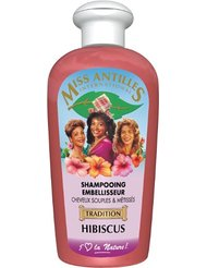 Miss Antilles International Shampooing Embellisseur Hibiscus 250 ml
