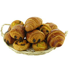 Mini viennoiseries x15