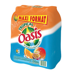 Oasis tropical pet 6x2l