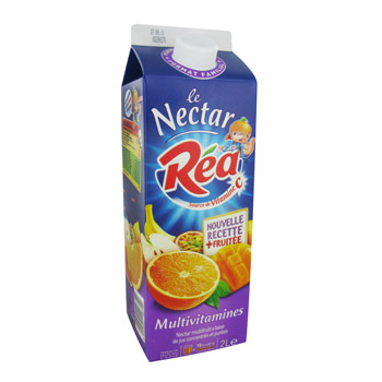 Nectar multivitamine Rea Brique 2l